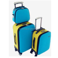 Latest hotsell rolling wheeled collapsible luggage