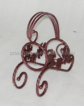wine rack,drink holder,metal wine rack