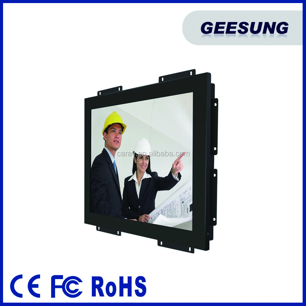 5 Wire Resisitive Touch Open Frame LCD Monitor