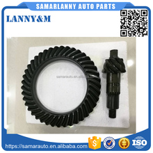 Japan truck NPR 12mm hole 7:41 10.5kg crown wheel and pinion
