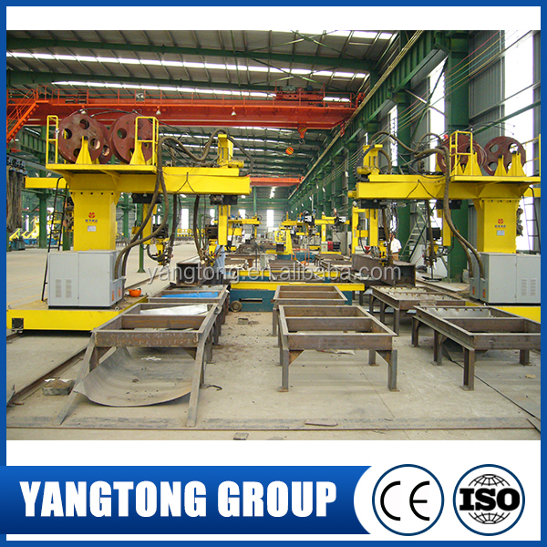 Gantry type/Cantilever type Automatic Box beam Welding Machine