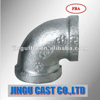 fba malleable iron pipe fittings