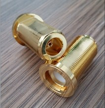 N type female rf coaxial fuel quick connector,bulkhead mount connector made in china alibaba