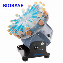 BIOBASE LCD Display Indicates The Speed Rotating Mixer Mixing Equipment