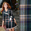 100% cotton soft and healthy breathable flannel fabric on sale