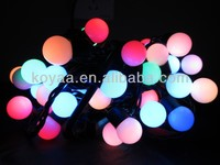 christmas lights for Festival and New Year decoration AC220/110V RGB