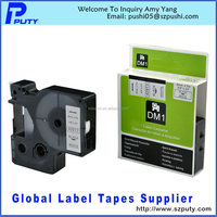 Compatible Dymo D1 Tape 40913 Black On White Made In China