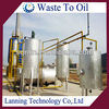 CONTIOUS WASTE TYRE OIL REFINERY EQUIPMENT