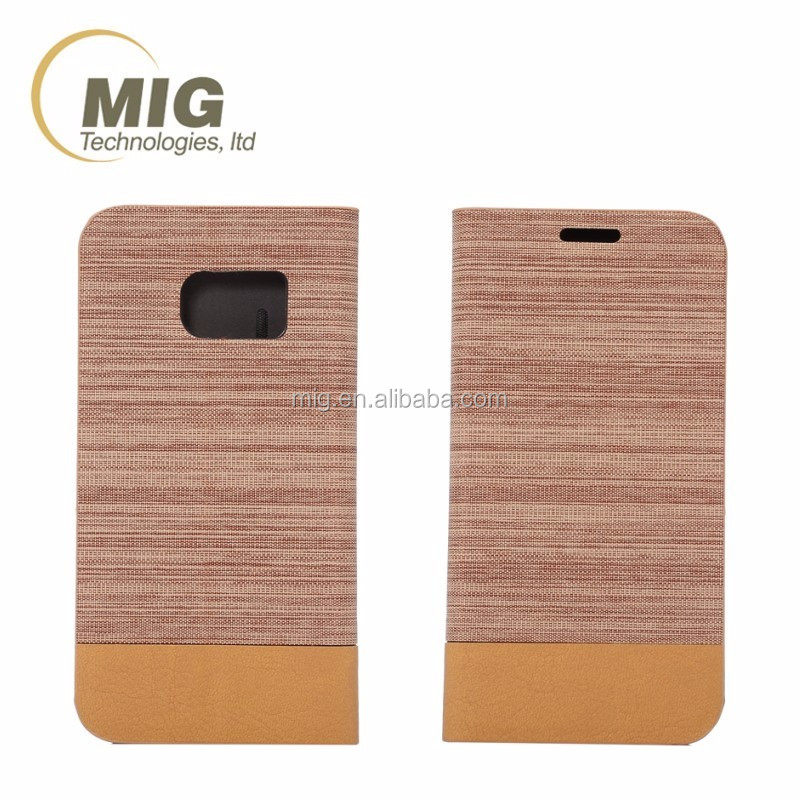 For iphone 6 case Wood Texture pattern flip leather cover soft TPU inside with card slots Cell phone case for For iphone 6s case