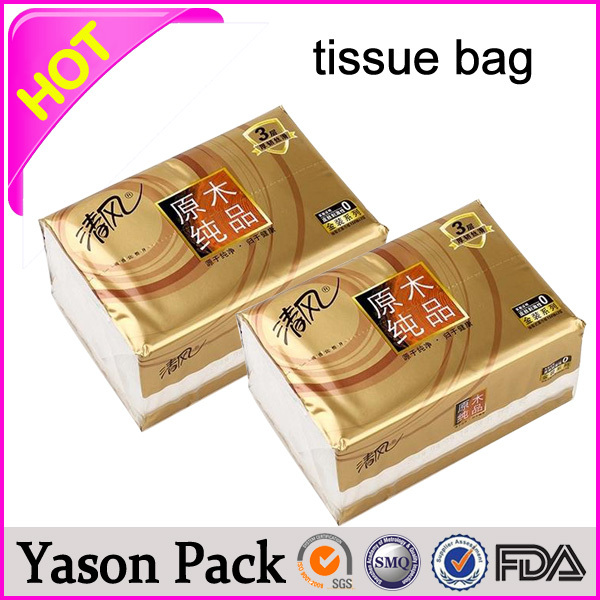 Yason beef jerky packaging paper bags with window food packaging paper bags with window brown paper bag
