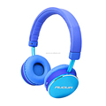 Customized brand wireless BT headphone with memory card