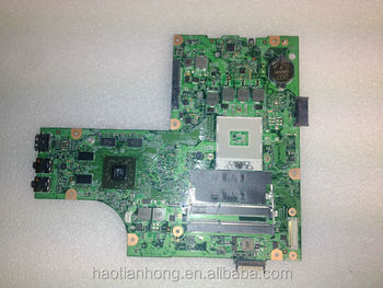 for Dell inspiron N5010 Intel laptop motherboard 52F31 CN-052F31 with 1G ATI HD5650