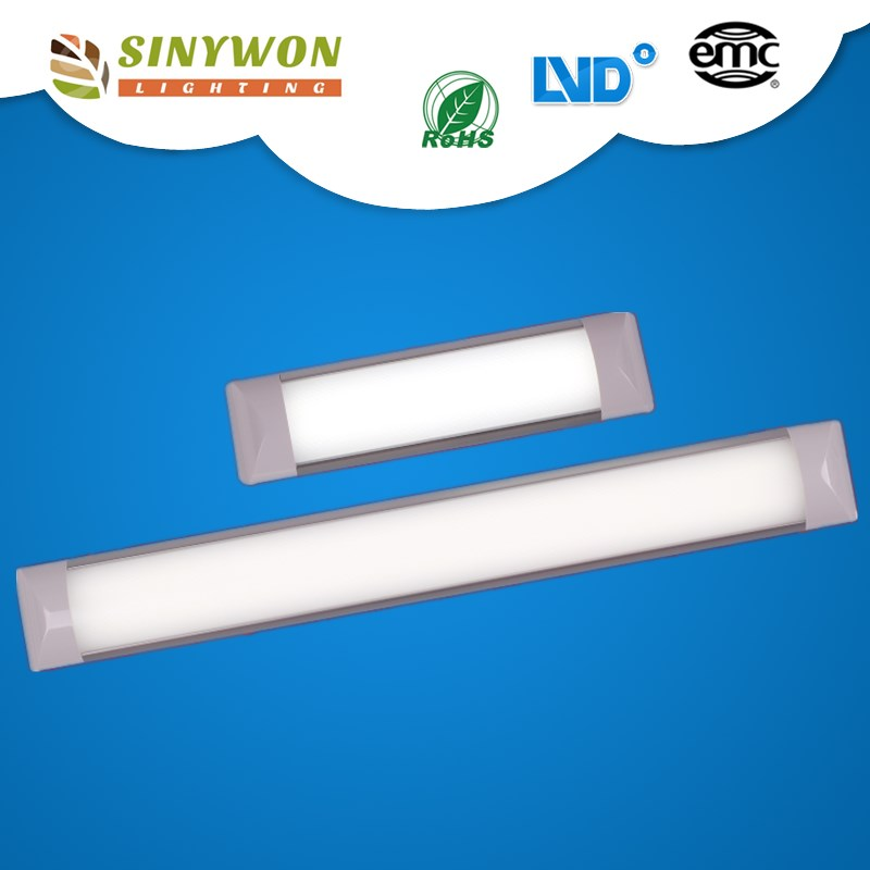 2017 HOT product 40W led linear light up down aluminium slim led linear high bay light