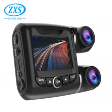 Full Hd 1080P Vehicle Blackbox Dvr,Dual Lens Car Driving Recorder,Dashcam With Wifi