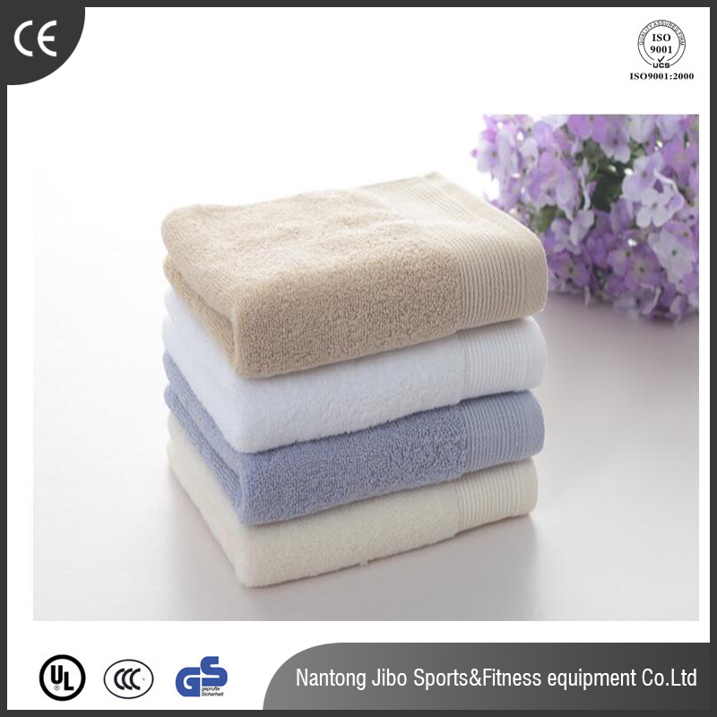 high quality Knitted fiber sports towel
