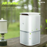 Smart Portable Room Air Cleaner Air Purifier For Smoking Room