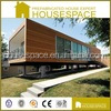 Newly Designed Luxury Decoration finished container house