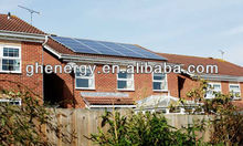 300 watt natual power clean solar panel for home and industry