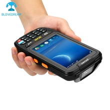 Popular pda with android os,android handheld pda,2d barcode scanner pda