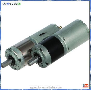 Pm dc planetary gear motor 36mm od planetary gearbox buy for Dc planetary gear motor