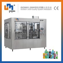 automatic soft drink machine filler plant