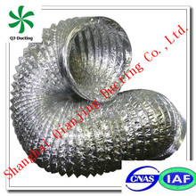 thick aluminum foil duct hose for fume exhaust