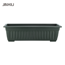plastic rectangular planter types of clay pots containers