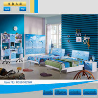 Kids bedroom furniture sets cheap price (Top 3 hand-drawing craft)