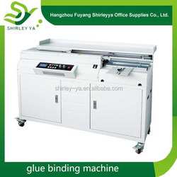 automatic glue machine for photo album with CE
