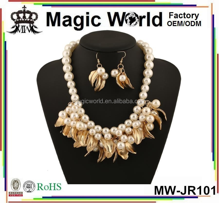 costume jewelry luxury pendant necklace