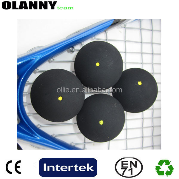 wholesale hollow slow-advanced type squash ball