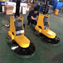 JS-680 extremely high speed electric floor polisher