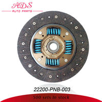 for RD 5 honda auto parts clutch disc oem:22200-PNB-003