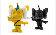 custom plastic pvc vinyl figure/vinyl action figure toy/make custom vinyl toys,action figure with sucker