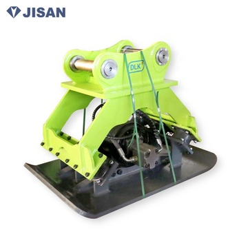 good price plate compactor price for excavator in 11~16ton