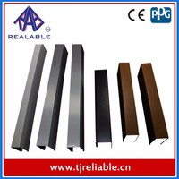 Aluminum/Aluminium Anodized Extrusion Profile for Window Door