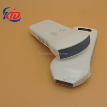 Pregnancy Test Ultrasound Machine 128 Elements Wireless Ultrasound Probe/Scanner/Transducer In Beijing