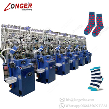 Factory Sale Commercial Used Automatic Computerized Knitting Machinery Socks Making Machine Price