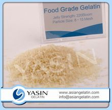 220 Bloom Gelatin for Confectionery