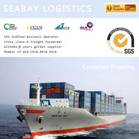 Fast International Sea Shipping Container Transportation