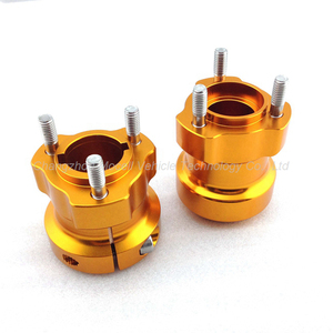 Mocell Go Kart Access CNC Machined Aluminum Lathing and Polished Wheel Hub With Good Quality