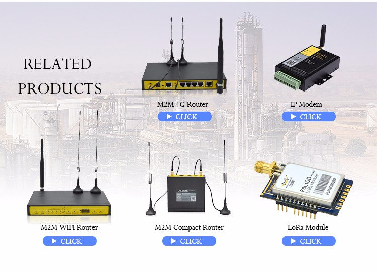Industrial 3G Serial To TCP/IP modem For Gas/Oil and Water Tank Monitoring 3g hsdpa wifi router module