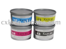 CMYK Excellent transparency Printing Ink