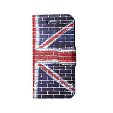 Ceapest Stock PU leather case flip for iphone 7 with printing pattern ,for iphone 7 cover with kickstand
