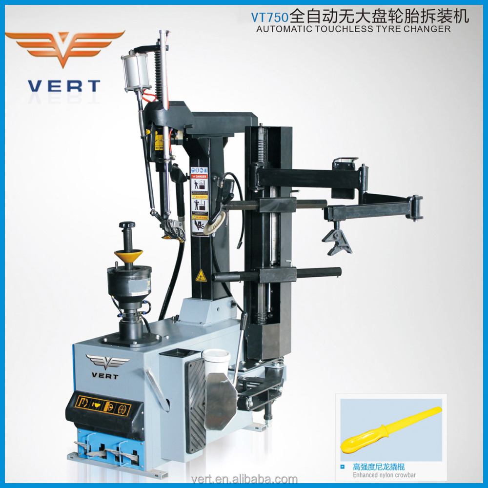 Touchless tyre changing machine used tire changer machine for sale VT750