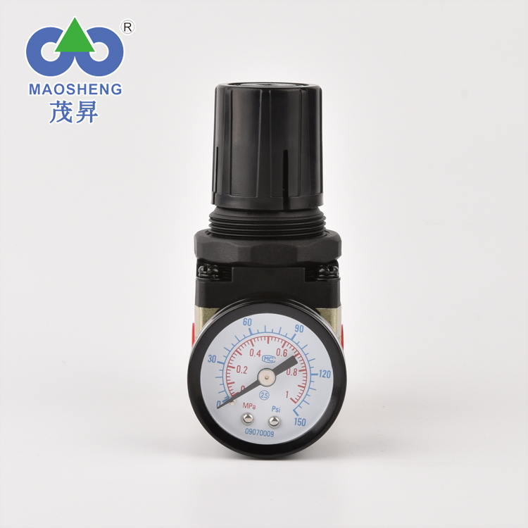 Pneumatic Regulator Airtac MAR1000-5000 High Pressure Resistance Regulator