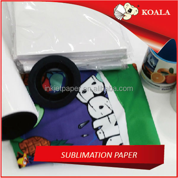 A4 fast dry sublimation paper for heat press ,heat mugs transfer paper A4 size