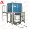 1300 C Pit type high temperature furnace custom made
