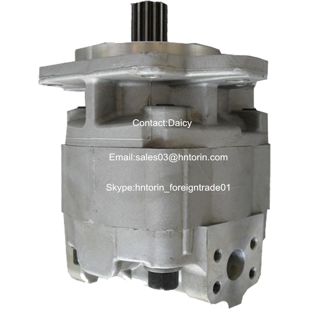 Bulldozer D60 D65 hydraulic pumps and motor parts 705-11-38010
