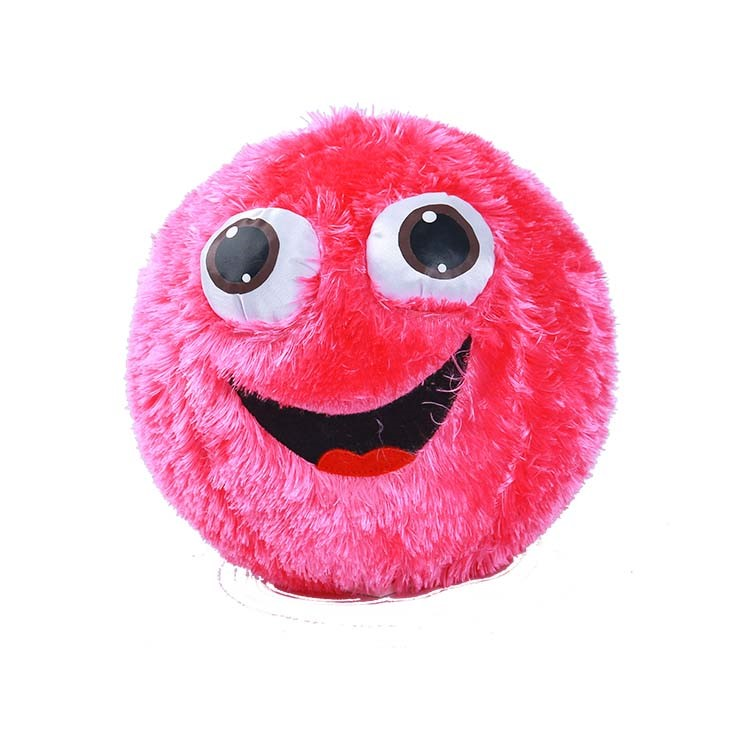 Inflatable Plush toy ball